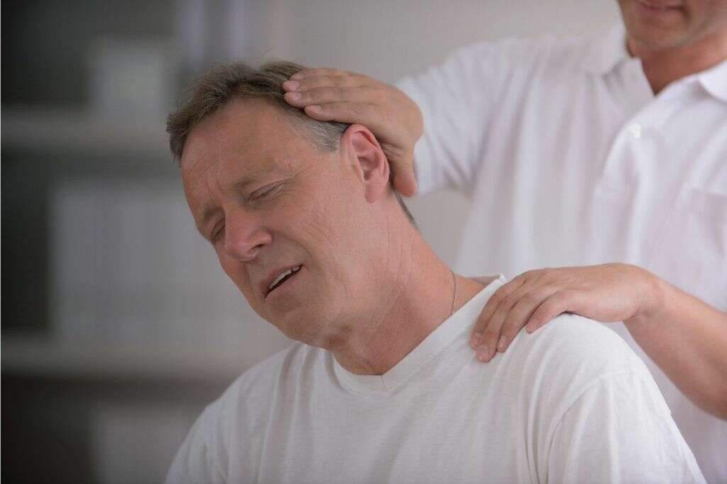 Causes Of A Stiff Neck