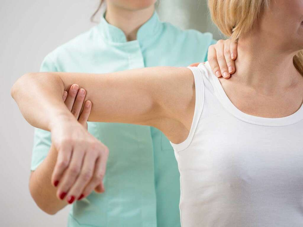 Causes Of Frozen Shoulder