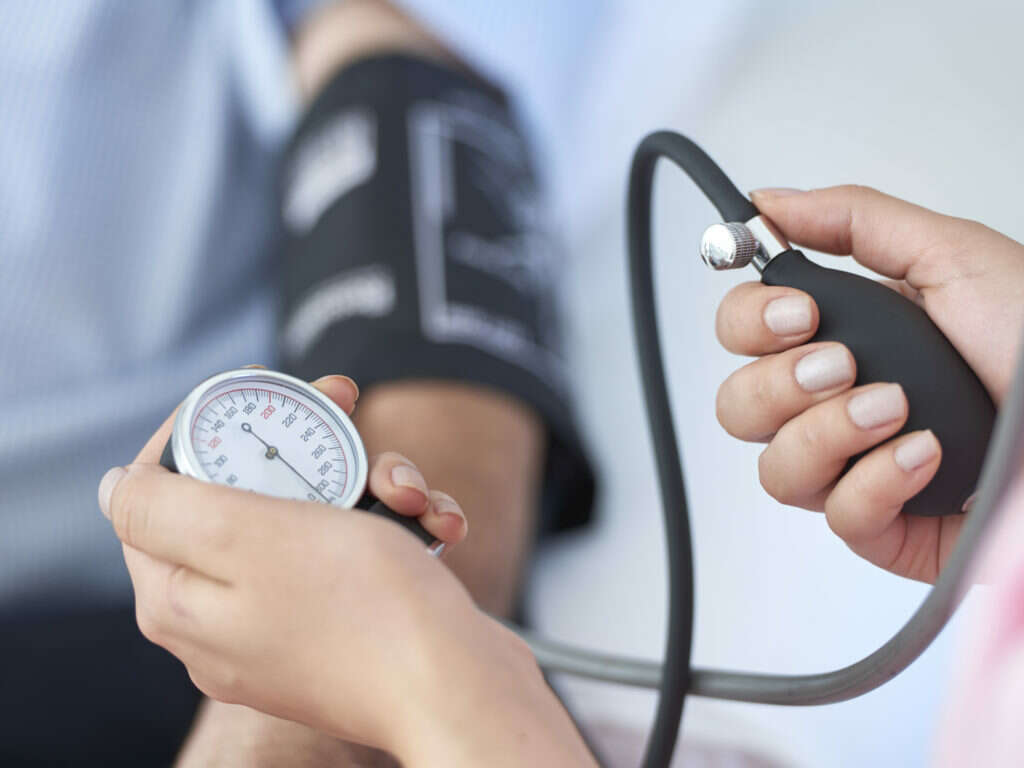 Low Blood Pressure Symptoms