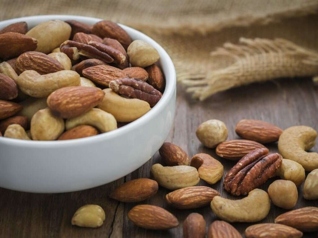 Foods High In Monounsaturated Fat