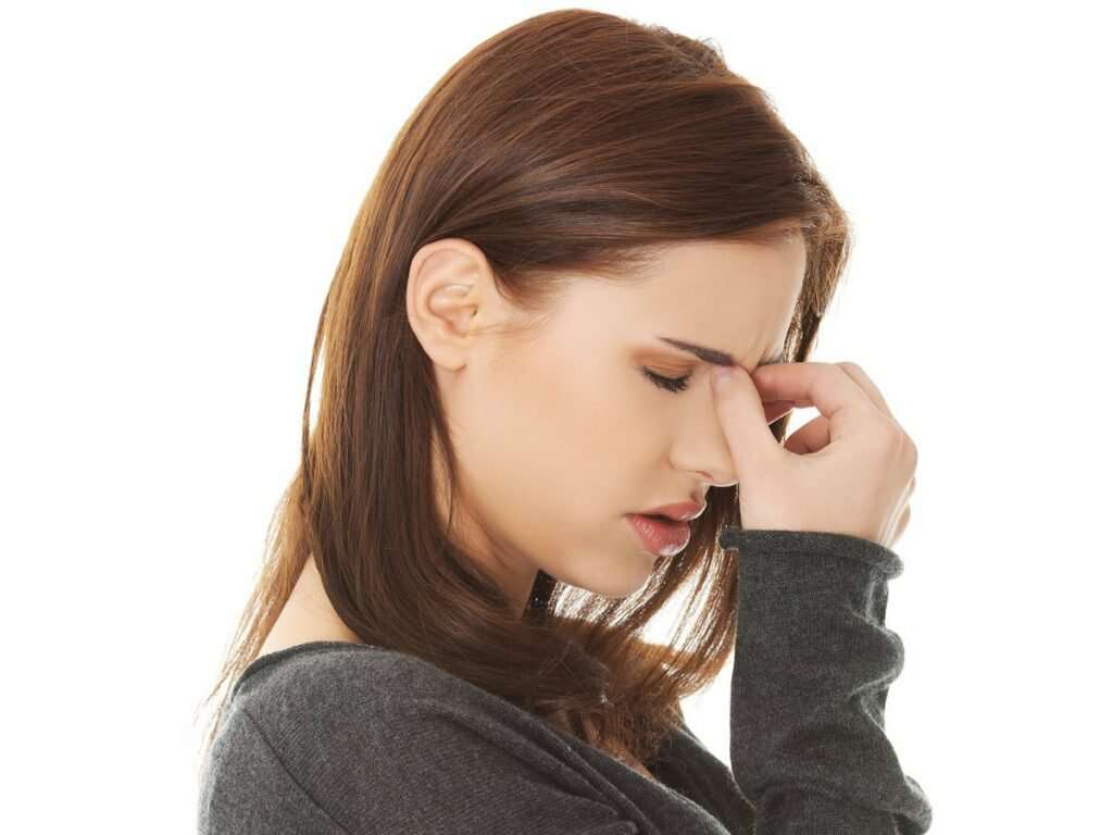 Symptoms Of Sinus Infection