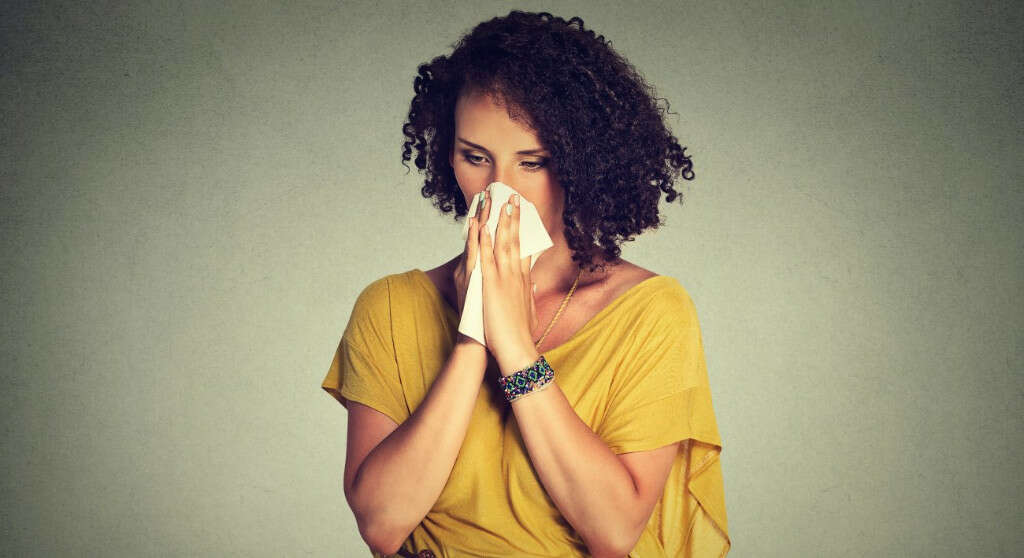Upper Respiratory Infection Symptoms