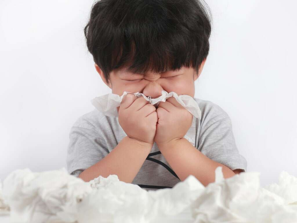 Symptoms Of Whooping Cough